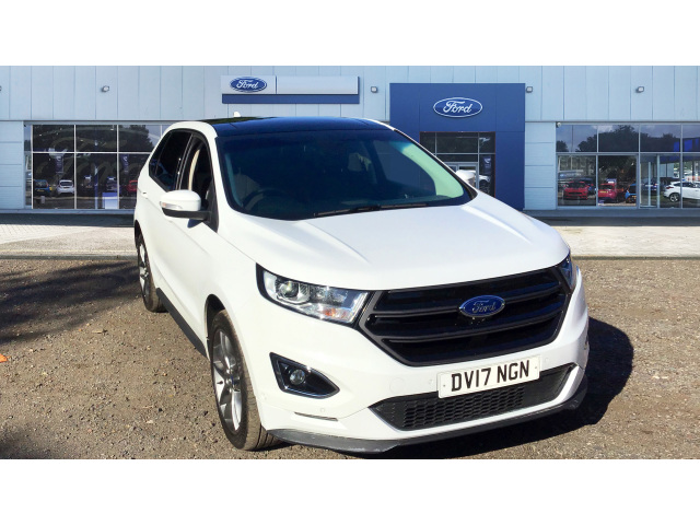Ford Edge review | Auto Express