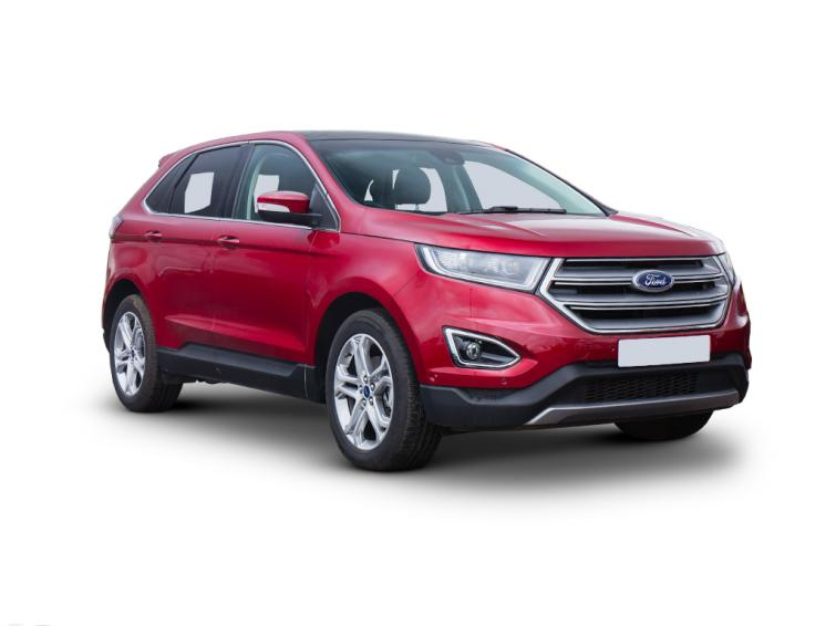 Ford Edge   St Line Drsel Estate