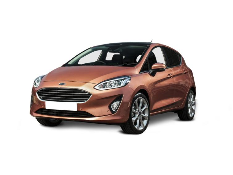 Ford Fiesta 1.0 EcoBoost Titanium B+O Play 5dr Auto  hatchback
