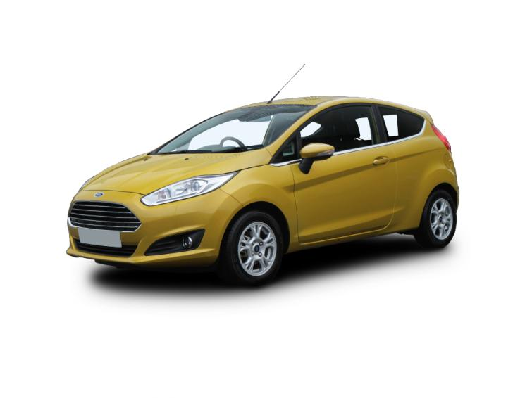 Ford Fiesta 1.0 EcoBoost 140 Zetec S Red 3dr  hatchback special editions