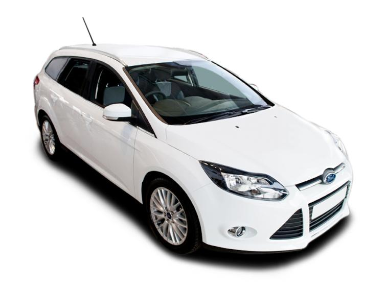 Ford Focus 1.6 TDCi 115 Zetec 5dr  diesel estate