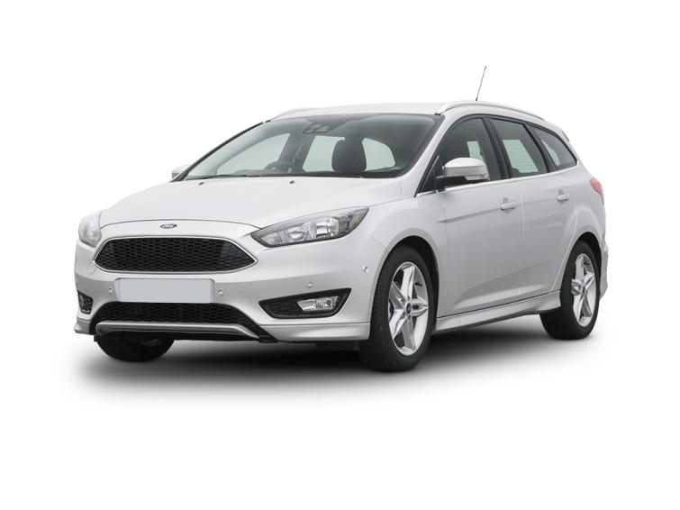 Ford Focus 1.6 125 Titanium 5dr Powershift  estate