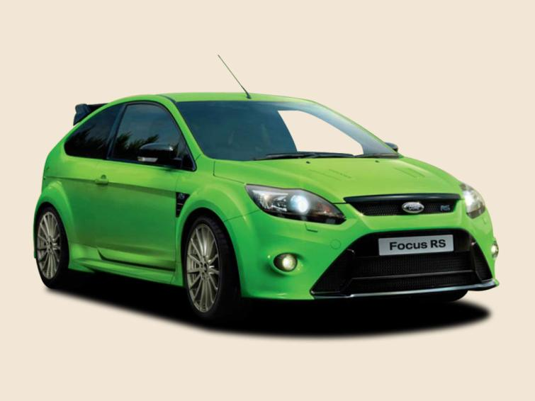 Ford Focus 2.5 RS 3dr  hatchback