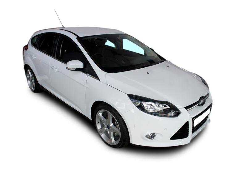 Ford Focus 1.6 125 Titanium Navigator 5dr Powershift  hatchback