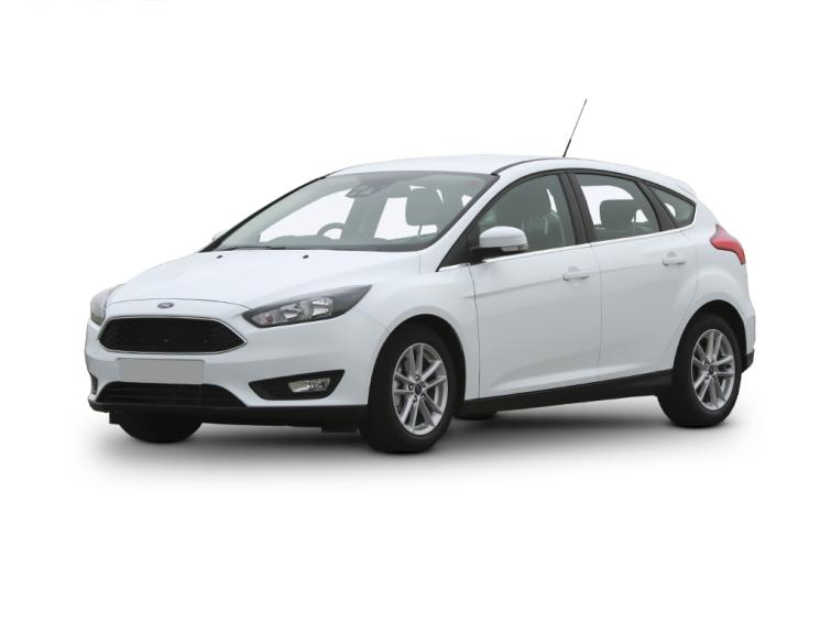 Ford Focus 1.0 EcoBoost 125 Zetec Navigation 5dr  hatchback