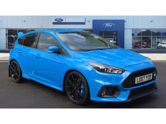 Ford Focus ST Mountune and Focus RS | Evo