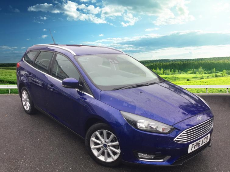 Ford Focus Estate 2019 Review Carbuyer