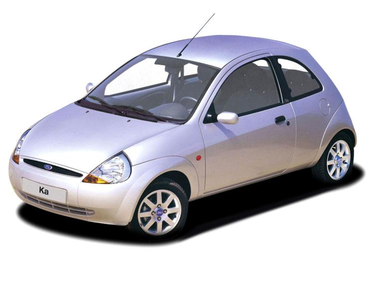 Ford Ka 1 3i Style 70 3dr Hatchback At Cheap Price