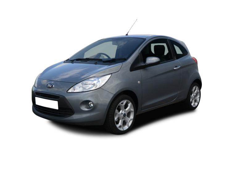Ford Ka Zetec Black Edition Hatchback