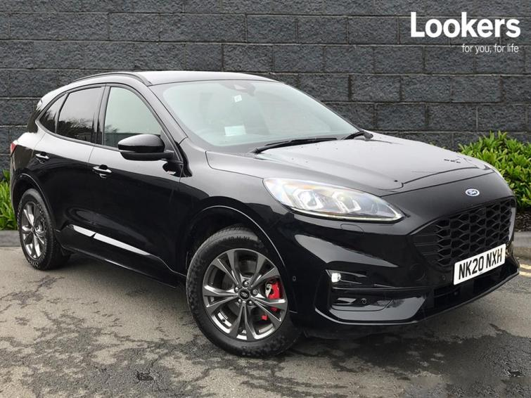 Ford Kuga 2 5 Ecoboost Phev St Line X First Ed 5dr Auto Estate