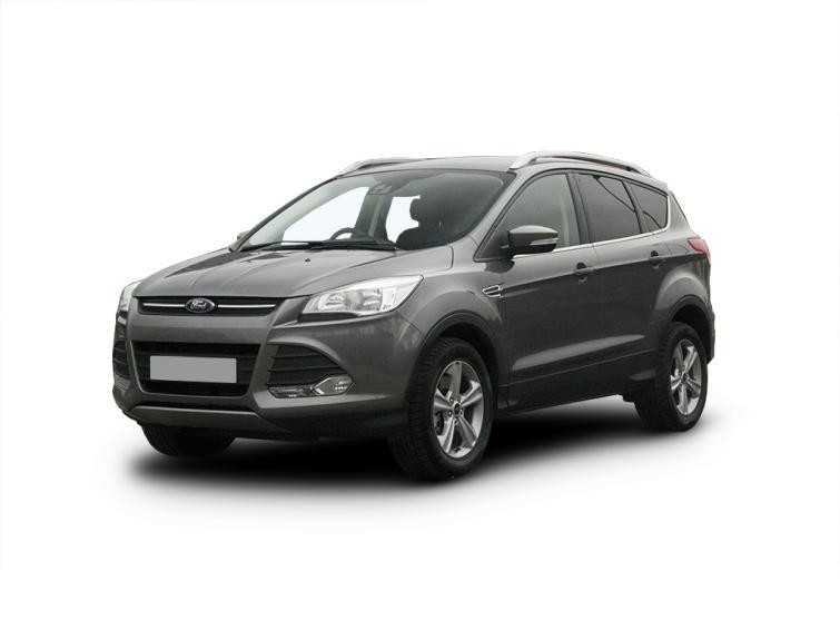 Ford Kuga 2.0 TDCi 163 Titanium X 5dr Powershift  diesel estate