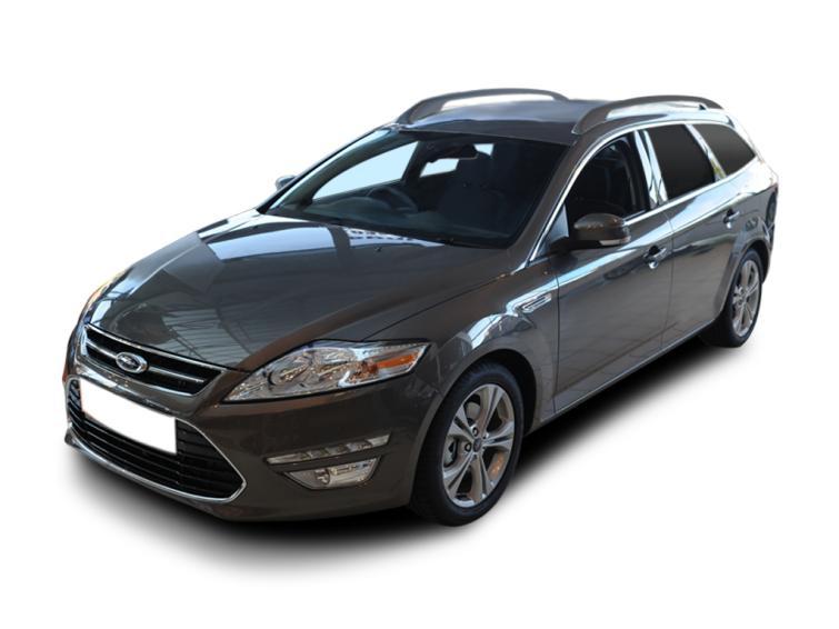 Ford Mondeo   Titaniu