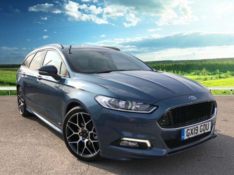 Ford Mondeo Estate 2019 Review Carbuyer