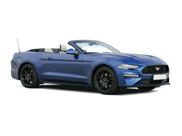 Ford MUSTANG 2.3 EcoBoost [Custom Pack 1] 2dr  convertible
