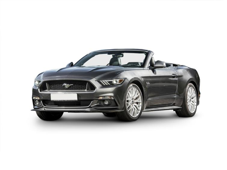 Ford MUSTANG 5.0 V8 GT 2dr  convertible