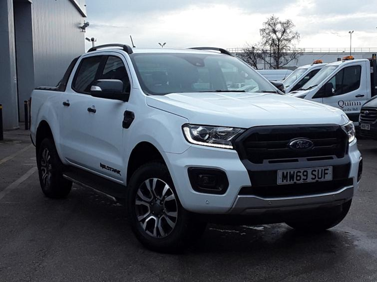 Ford Ranger Pick Up Double Cab Wildtrak 2.0 EcoBlue 213 Auto  diesel Double Cab Pick-up