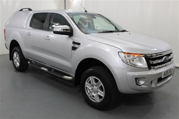 Ford Ranger Pick Up Double Cab Limited 3.2 TDCi 4WD  diesel Double Cab Pick-up