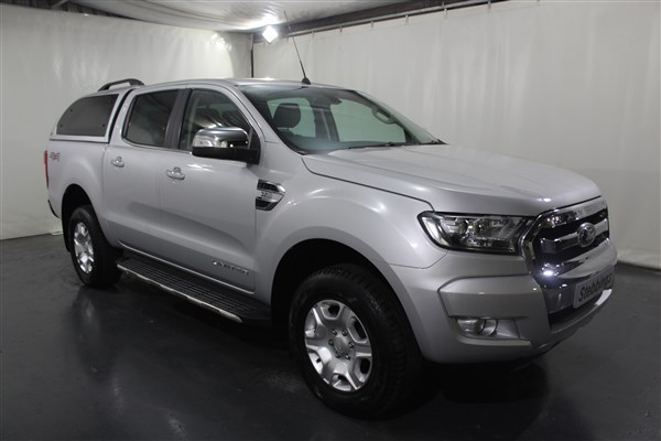 Ford Ranger Pick Up Double Cab Limited 1 3.2 TDCi 200  diesel Double Cab Pick-up
