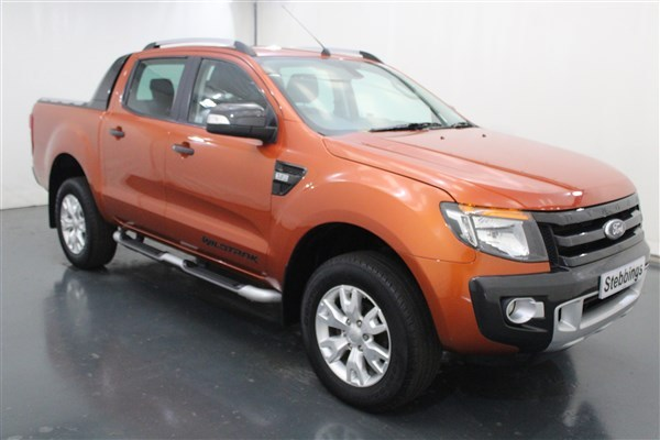 Ford Ranger Pick Up Double Cab Wildtrak 3.2 TDCi 4WD  diesel Double Cab Pick-up