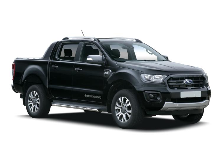 Ford Ranger Pick Up Double Cab Wildtrak 3.2 EcoBlue 200 Auto  diesel Double Cab Pick-up