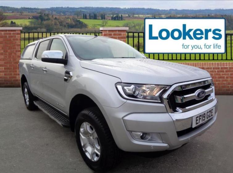 Ford Ranger Pick Up Double Cab Limited 2 2.2 TDCi Auto  diesel Double Cab Pick-up