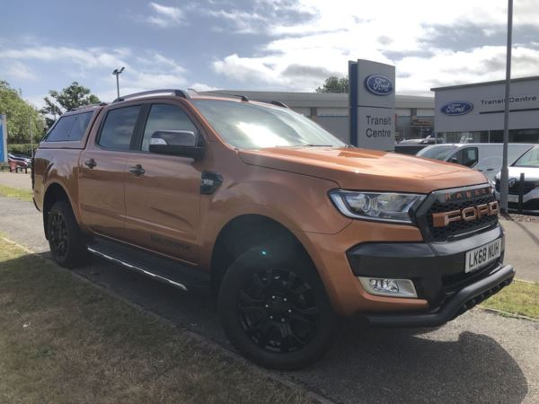 Ford Ranger Pick Up Double Cab Wildtrak 3.2 TDCi 200  diesel Double Cab Pick-up