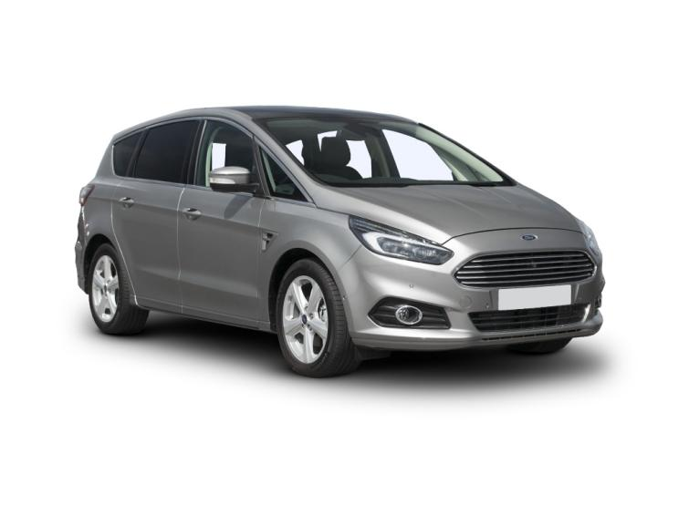 Ford S-Max 2.0 TDCi 210 Titanium Sport 5dr Powershift  diesel estate