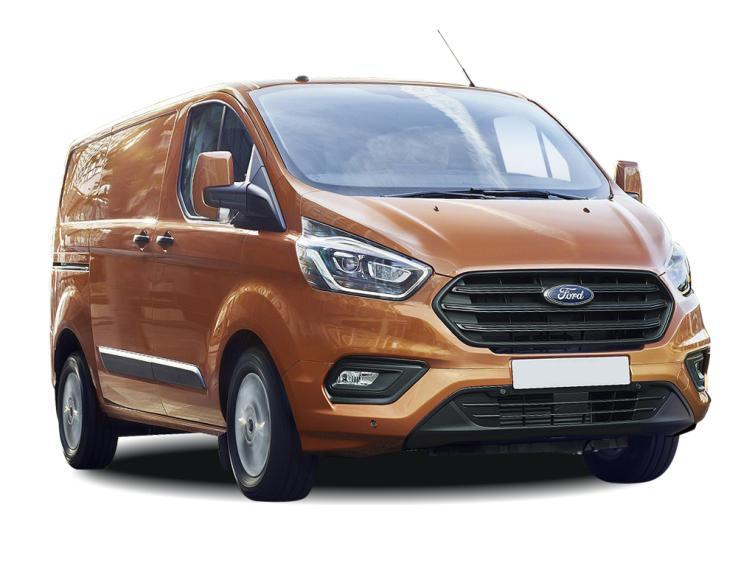 43eb238ca13796 Ford Transit Custom 300 L1 Diesel Fwd 2.0 TDCi 130ps Low Roof Trend ...