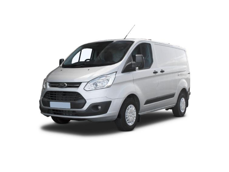 Ford Transit Custom 2.2 TDCi 125ps Low Roof Limited Van  270 l1 diesel fwd