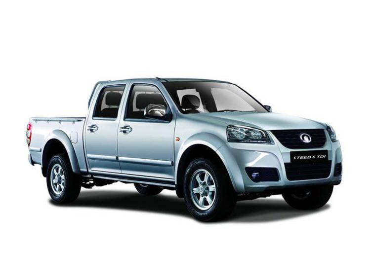 Great wall Steed Double Cab Pick Up 2.0 S  diesel Double Cab Pick-up