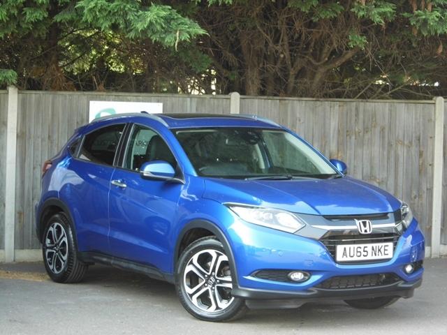 Honda HR-V review | Auto Express