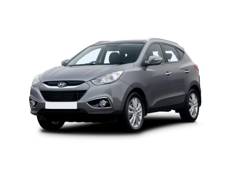 Hyundai IX35 2.0 CRDi Premium 5dr [Leather] Auto  diesel estate