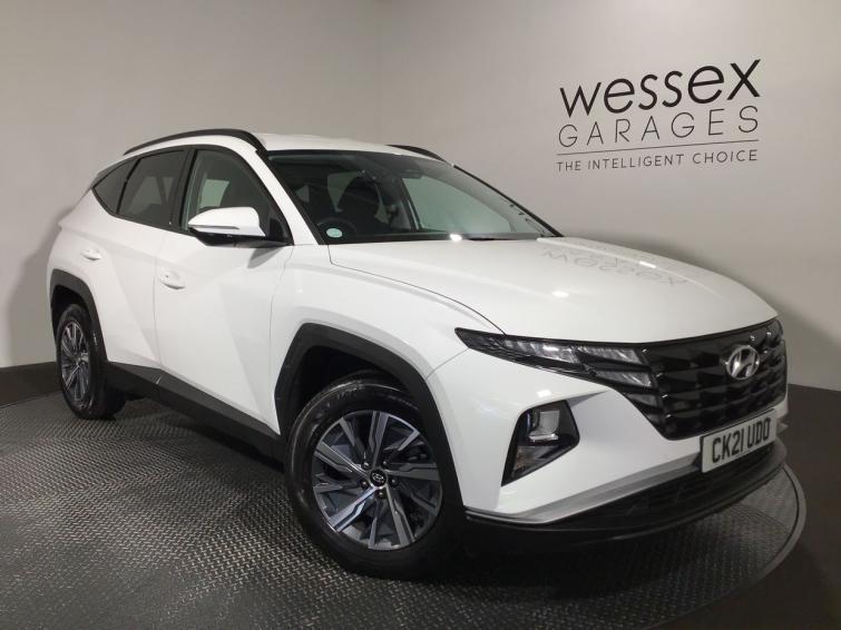 Hyundai Tucson SE Connect