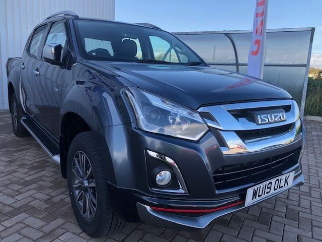 Isuzu D-Max 1.9 Utah V-Cross Double Cab 4x4 Auto  special edition Double Cab Pick-up