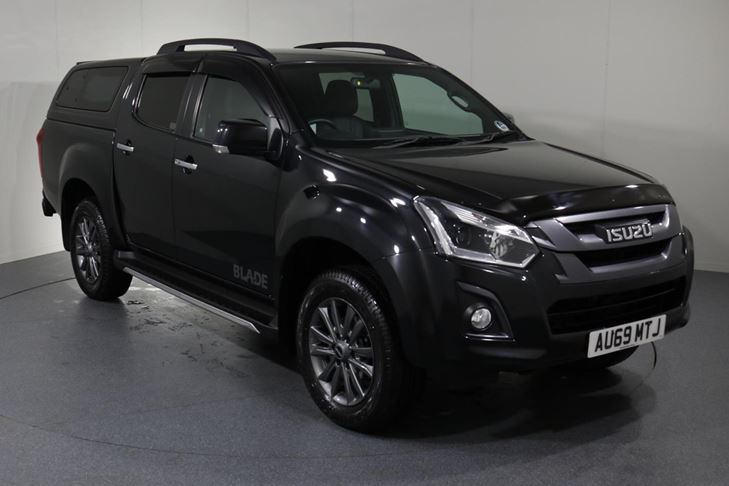 Isuzu D-Max 1.9 Blade Double Cab 4x4 Auto  diesel Double Cab Pick-up