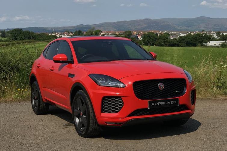 Jaguar E-Pace Sport