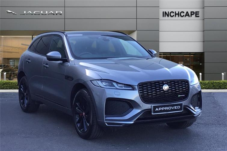 Jaguar F-Pace SE