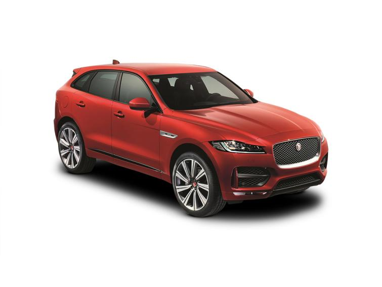 Jaguar F-PACE 3.0 Supercharged V6 S 5dr Auto AWD  estate