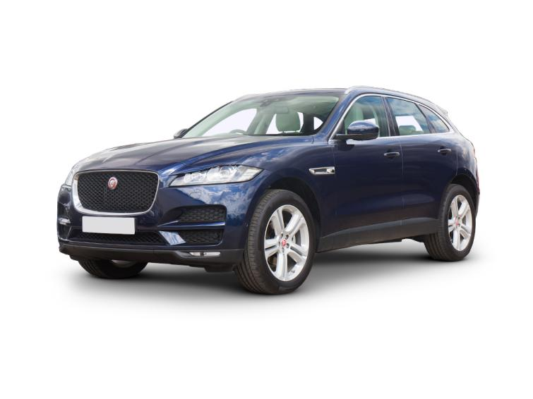 Jaguar F-PACE 2.0d [180] Chequered Flag 5dr Auto AWD  estate special editions