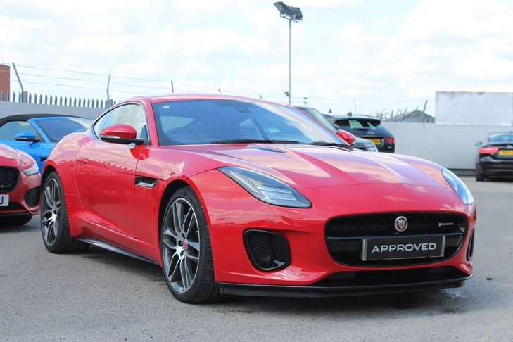 New Jaguar F-Type SVR takes a tunnel run on video   Auto Express