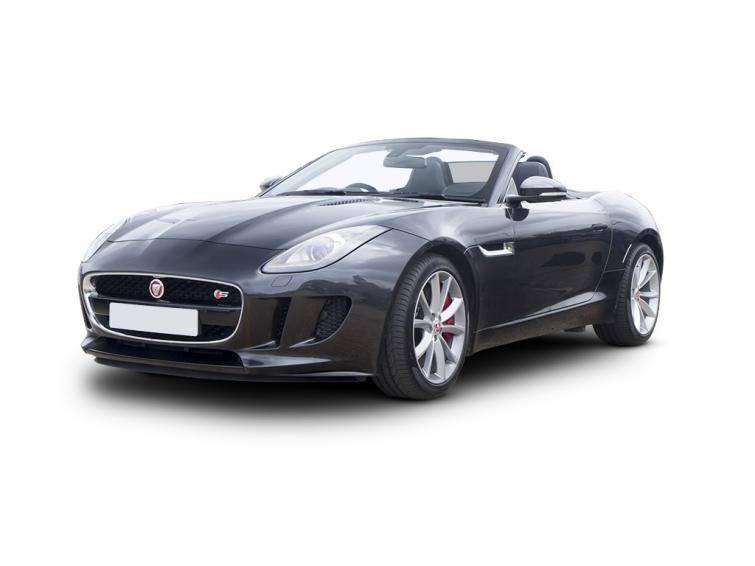 Jaguar F-TYPE 3.0 Supercharged V6 S 2dr  convertible