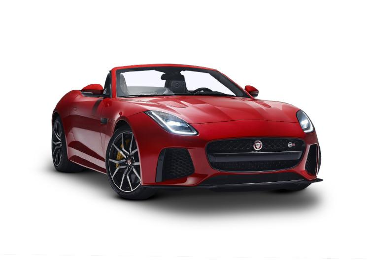 Jaguar F-TYPE 3.0 Supercharged V6 R-Dynamic 2dr Auto  convertible