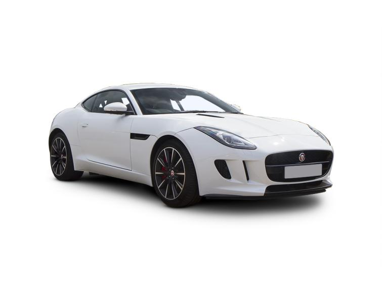 Jaguar F-TYPE 3.0 Supercharged V6 2dr  coupe