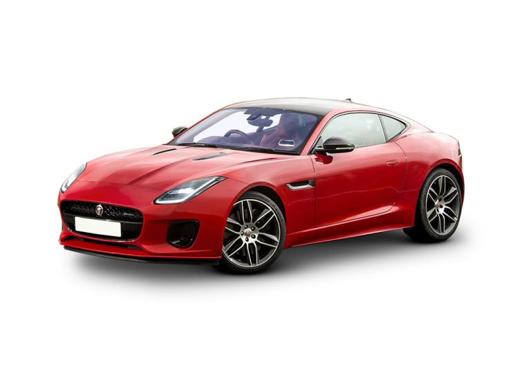 Jaguar F-TYPE 2.0 2dr Auto  coupe