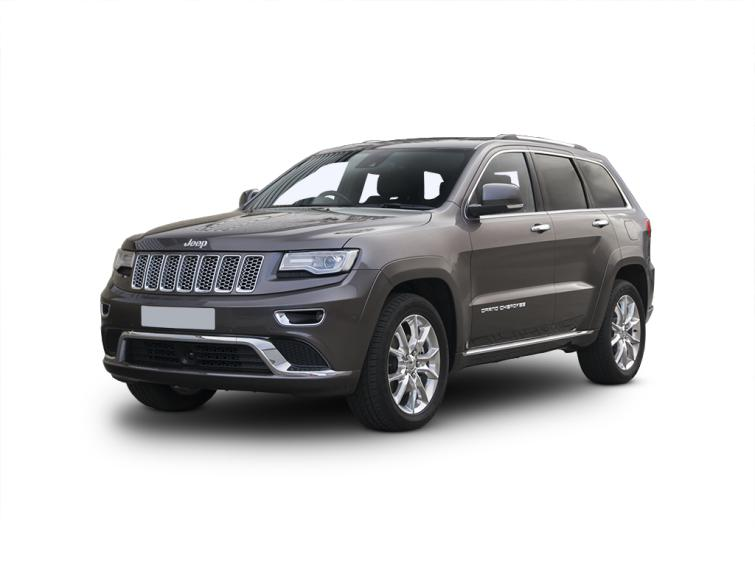 Jeep Grand Cherokee 3.0 CRD 75th Anniversary 5dr Auto [Start Stop]  sw special edition