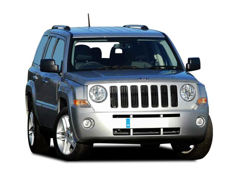 Jeep Patriot 2.2 CRD Sport Plus 5dr  diesel sw