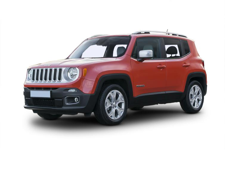 Jeep RENEGADE 1.4 Multiair Longitude 5dr DDCT  hatchback