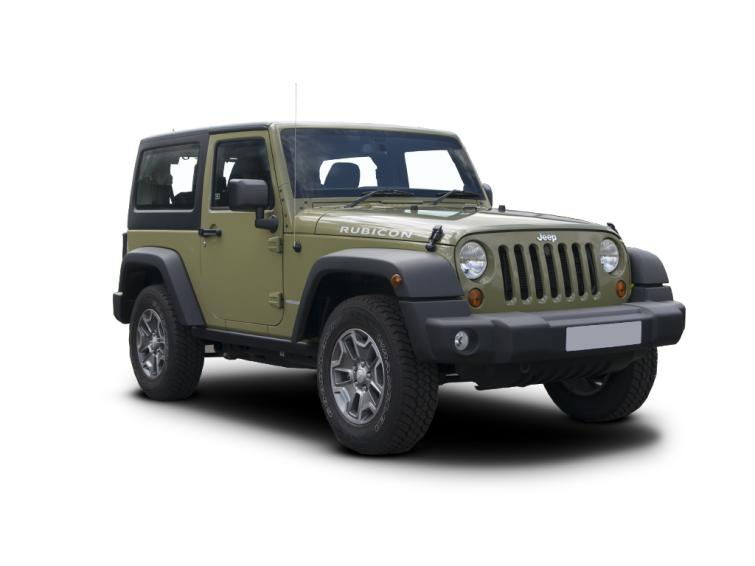 Jeep Wrangler 2.8 CRD JK Edition 4dr Auto  hard top special edition