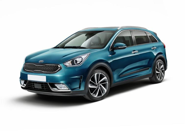 Kia NIRO 1.6 GDi Hybrid First Edition 5dr DCT  estate special editions