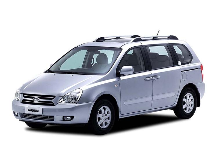 Kia Sedona 2 9 Crdi Gs 5dr Diesel Estate At Discount Price